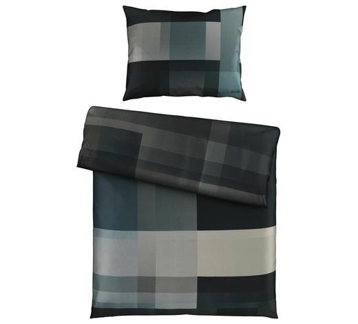 POVLEČENÍ - šedá/černá, Design, textil/přírodní materiály (140/200cm) - Joop!