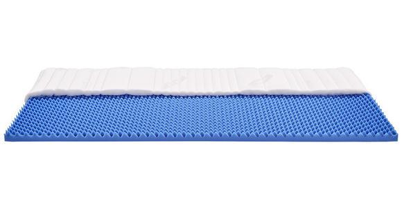 Topper Start 90x200cm H2 - Weiß, KONVENTIONELL, Textil (90/200cm) - Primatex
