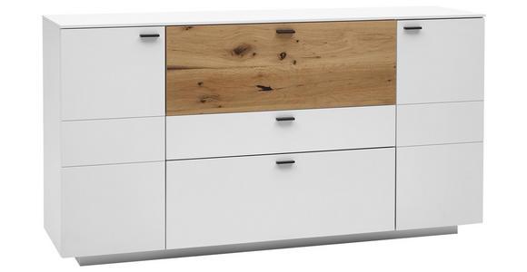 SIDEBOARD 178,8/95/49,2 cm  - Eichefarben/Anthrazit, Design, Holz/Holzwerkstoff (178,8/95/49,2cm) - Dieter Knoll