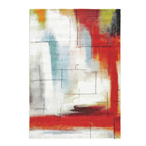 VÄVD MATTA - multicolor, Klassisk, textil (120/170cm) - Novel
