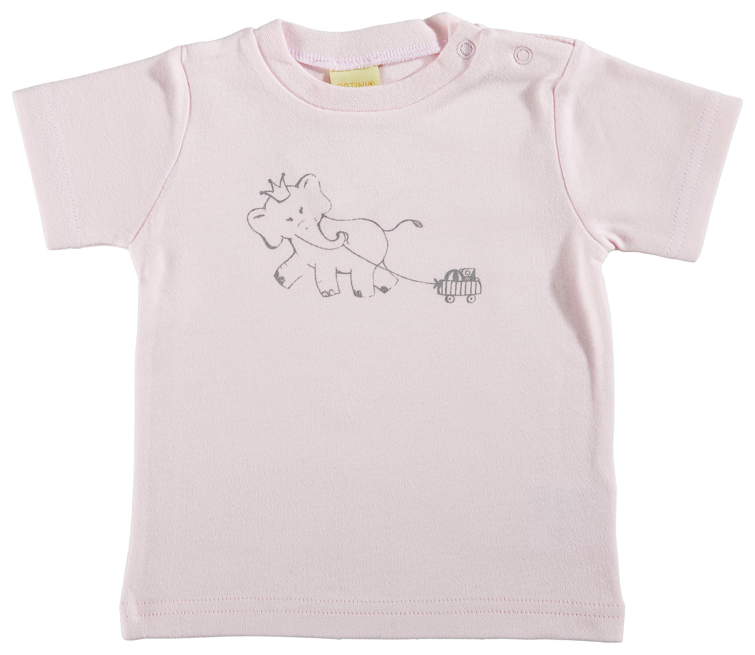 T-SHIRT - Rosa, Basics, Textil (74) - PATINIO