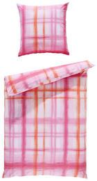 BETTWÄSCHE Renforcé Rosa 155/220 cm - Rosa, KONVENTIONELL, Textil (155/220cm) - Esposa