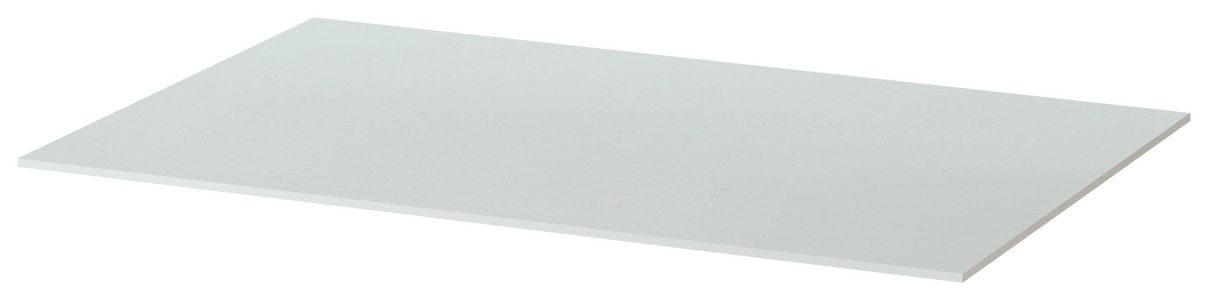 BORDSSKIVA - vit, Design, träbaserade material (139/90/1,2cm) - Hom`in