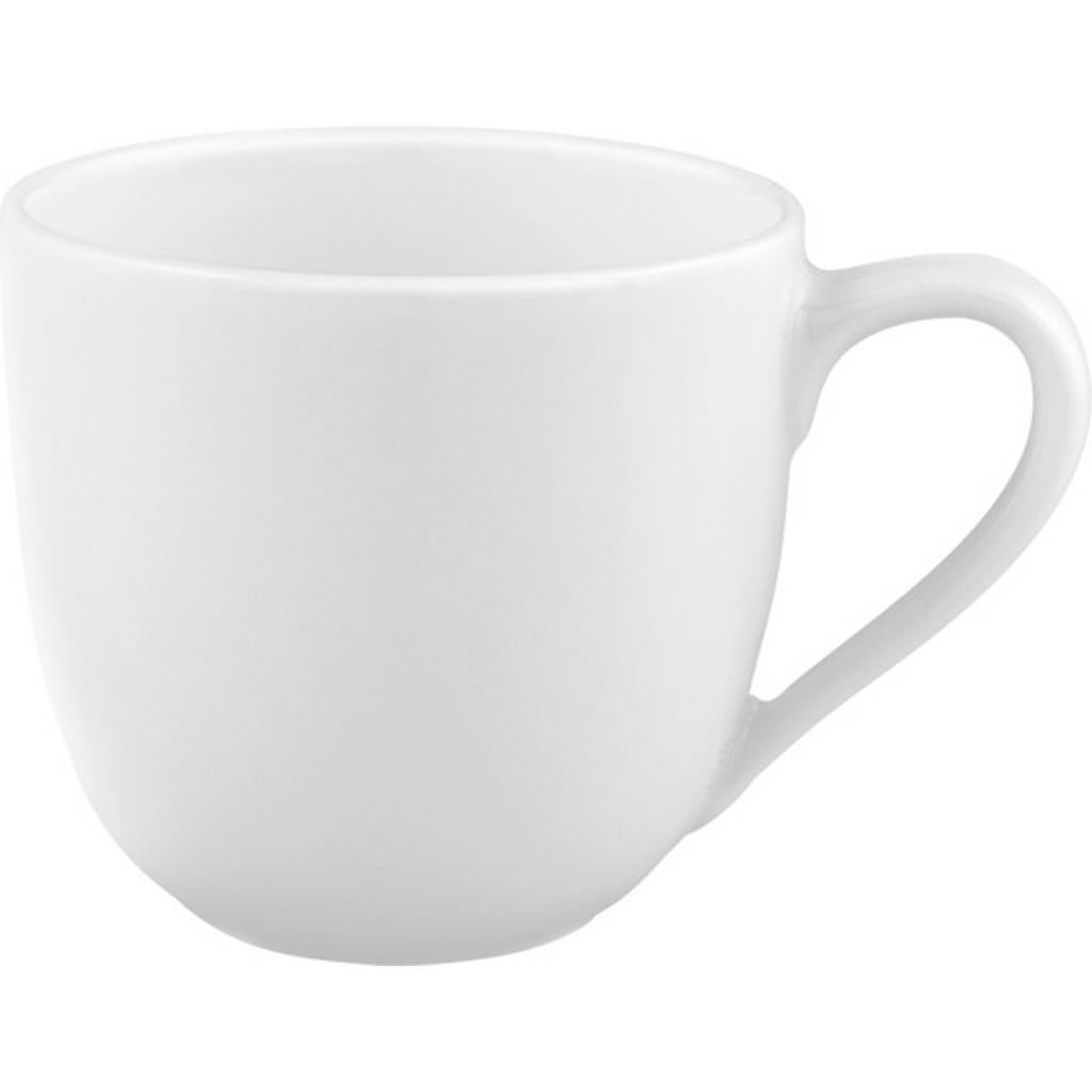 Image of Villeroy & Boch Espressotasse 100 ml , 19-5160-1420 , weiss , Keramik , Uni , glänzend , 003407049907