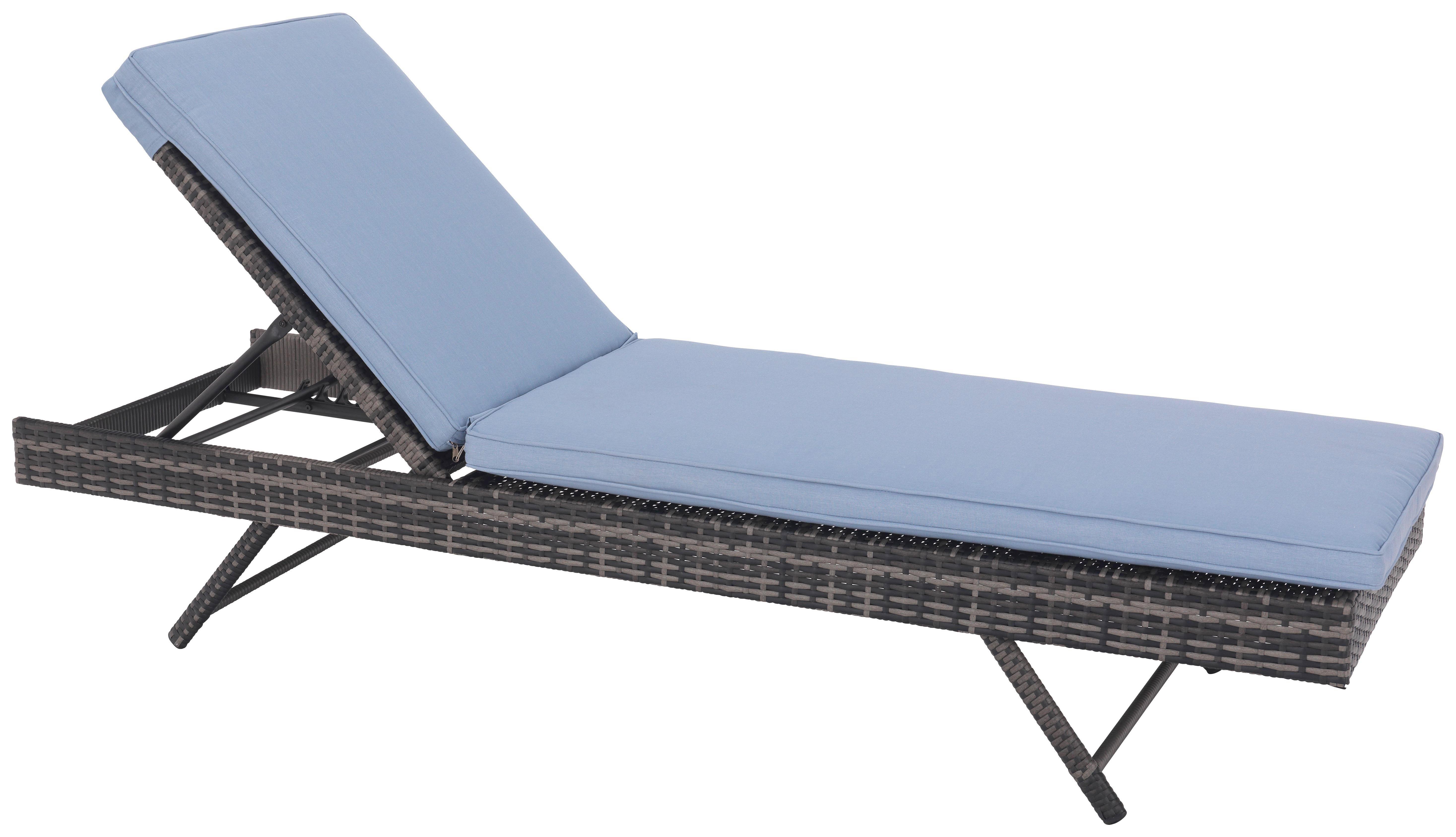 Kettler Gartenliege. Awesome Deckchair Auflage Liegestuhl ...