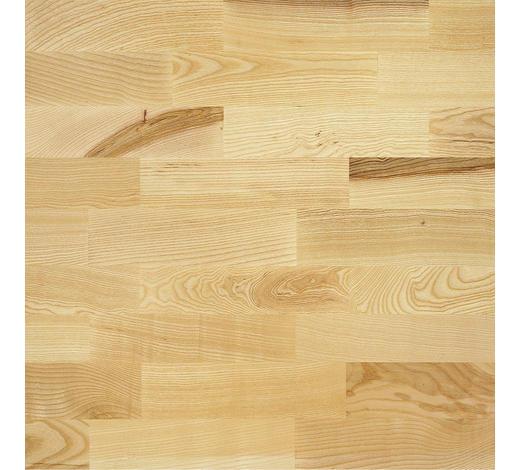 Parkett Schiffsboden Esche  per  m² - Eschefarben, KONVENTIONELL, Holz (108/18,5/1,15cm) - Venda