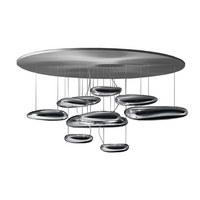 MERCURY SOFFITO 1396110A - Chromfarben/Edelstahlfarben, Design, Metall (110/60cm) - Artemide