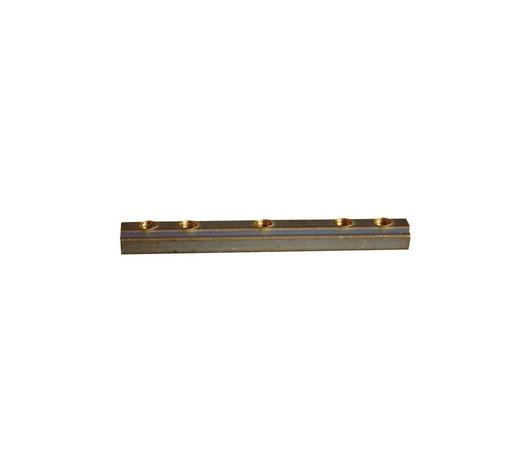SPOJNÍK VNITŘNÍHO CHODU - barvy zlata, Basics, kov (5cm) - Homeware