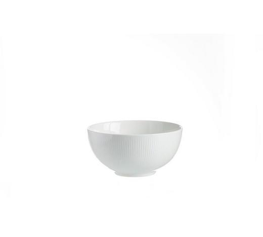 SCHALE 14 cm - Weiß, KONVENTIONELL, Keramik (14cm) - Ritzenhoff Breker