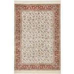 WEBTEPPICH Silk Täbriz Beige  - Beige, LIFESTYLE, Textil (100/150cm) - Esposa