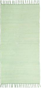 FLECKERLTEPPICH  Mintgrün  60/120 cm - Mintgrün, LIFESTYLE, Textil (60/120cm) - BOXXX