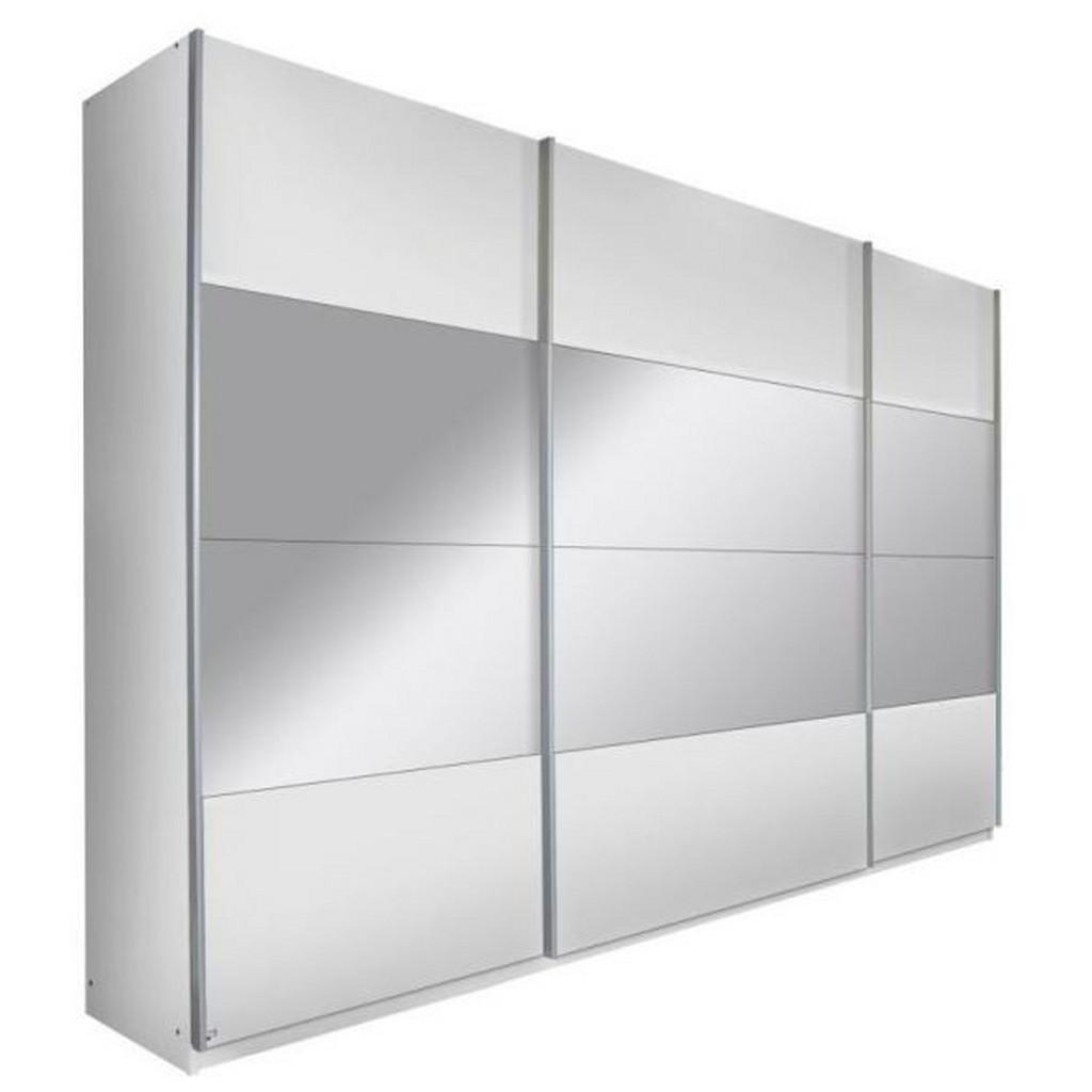 CARRYHOME SCHWEBETÜRENSCHRANK 3 -türig Weiß bei XXXL Einrichtungshäuser - Shop