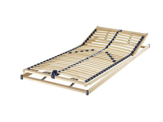 LATTENROST  100/200 cm  Birke Echtholz - Birkefarben, Basics, Holz (100/200cm) - Sleeptex