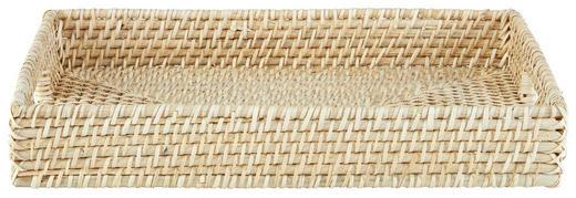 SERVIERTABLETT - Naturfarben, Basics, Holz (40/30/6cm) - Landscape