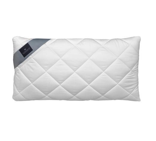 ANATOMSKI JASTUK - bijela, Basics, prirodni materijali (40/80cm) - Billerbeck