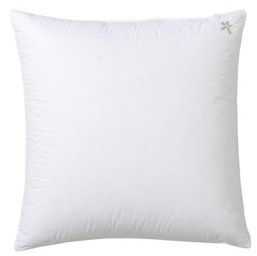 3-KAMMER-KISSEN  80/80 cm - Weiß, Design, Textil (80/80cm) - Centa-Star