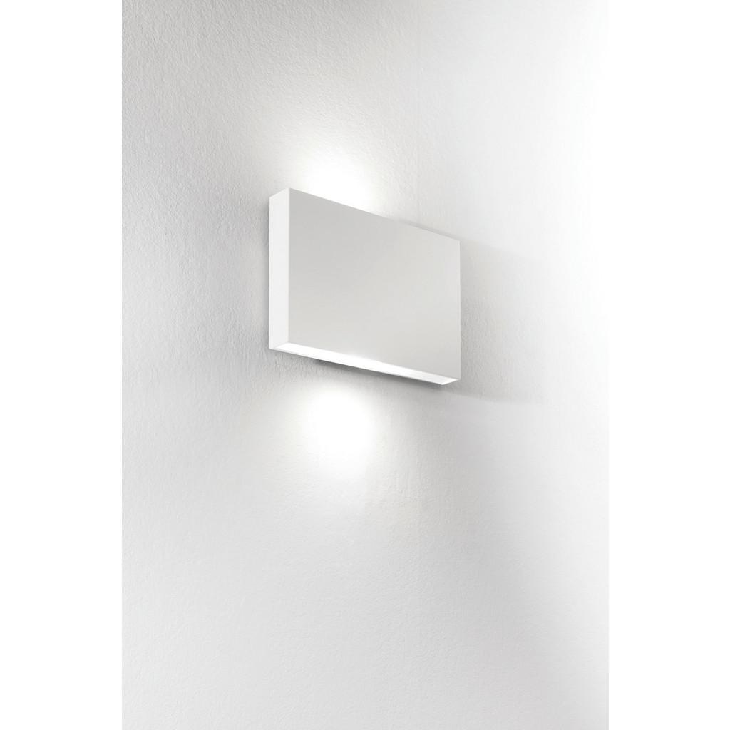XXXL LED-WANDLEUCHTE, Weiß