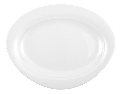 PLATTE - Weiß, Basics, Keramik (35cm) - Seltmann Weiden