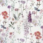 VORHANGSTOFF per lfm blickdicht  - Lila/Rosa, KONVENTIONELL, Textil (150cm) - Esposa
