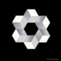 LED-DECKENLEUCHTE - Alufarben, Design, Metall (76,5/79,5/4,0cm) - Großmann