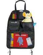 Rücksitztasche fürs Auto - Schwarz, Basics, Textil (38 /54cm) - Safety 1st