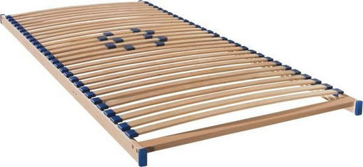 LATTENROST 90/200/ cm - Birkefarben, Basics, Holz/Kunststoff (90/200/cm) - Sleeptex