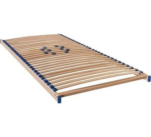 ROŠT, 90/200 cm - barvy břízy, Basics, dřevo/umělá hmota (90/200cm) - Sleeptex