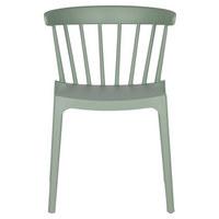 STUHL Grün - Grün, Design, Kunststoff (52/75/53cm) - Carryhome