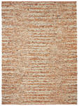 HANDWEBTEPPICH  130/190 cm  Braun - Braun, Basics, Textil (130/190cm) - Linea Natura