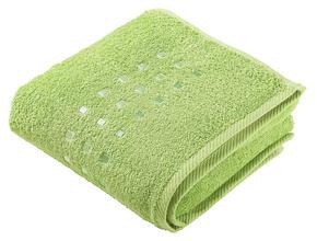 HANDDUK - grön, Klassisk, textil (50/100cm) - Esposa
