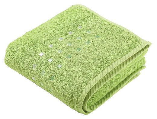 HANDTUCH 50/100 cm - Grün, KONVENTIONELL, Textil (50/100cm) - ESPOSA