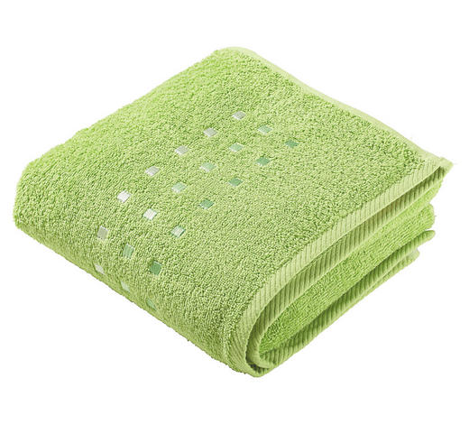 RUČNÍK - zelená, Konvenční, textil (50/100cm) - Esposa