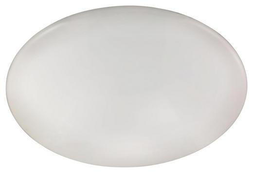 LED-DECKENLEUCHTE - Weiß, KONVENTIONELL, Kunststoff/Metall (57/7,5cm)