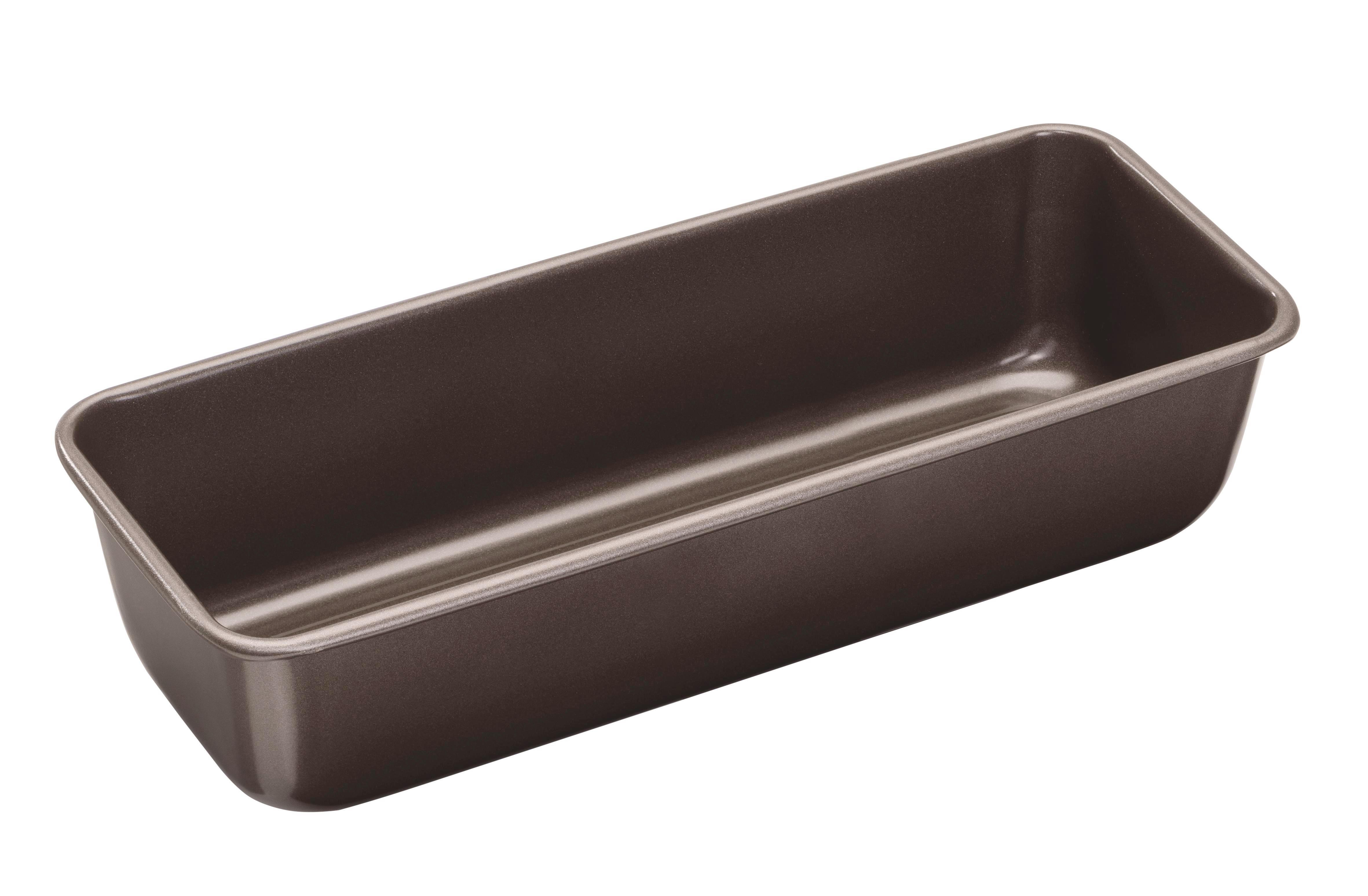 KASTENFORM - Braun, Metall (30/12/6,5cm) - DR.OETKER