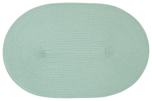TISCHSET Textil - Grün, Basics, Textil (30/45cm) - Homeware