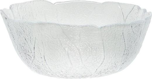 SCHÜSSEL 12 cm - Klar, Basics, Glas (12cm)