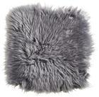SCHAFFELL SITZKISSEN Grau - Grau, Basics, Textil (34/34cm)