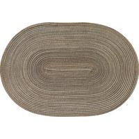 TISCHSET - Braun, Basics, Textil (48/33cm)
