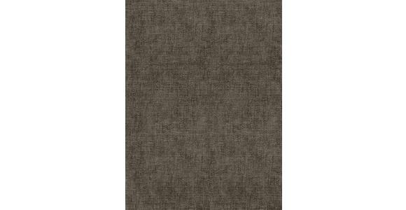 SITZBANK 140/90/62 cm  in Braun, Schwarz  - Schwarz/Braun, Design, Textil/Metall (140/90/62cm) - Voleo