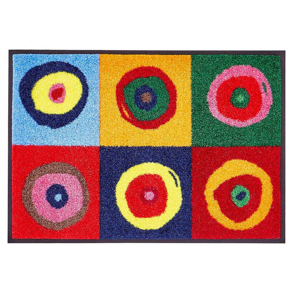 Esposa Fußmatte 40/60 cm multicolor