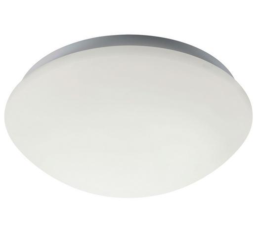 LED-DECKENLEUCHTE - Basics, Metall (40/7cm) - Bankamp