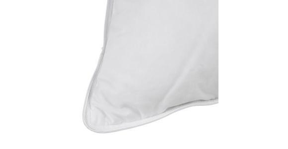 3-KAMMER-POLSTER 70/90 cm   - Weiß, Basics (70/90cm) - Sleeptex