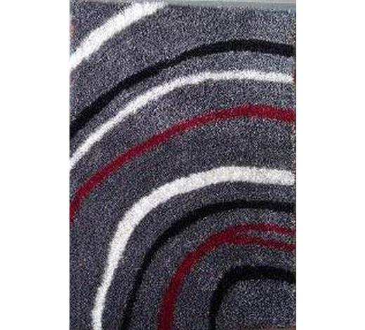 TEPIH VISOKOG FLORA - siva/crvena, Basics, tekstil (160/230cm) - Novel