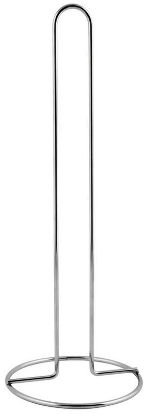HUSHÅLLSPAPPERSHÅLLARE - kromfärg, Basics, metall (29cm)