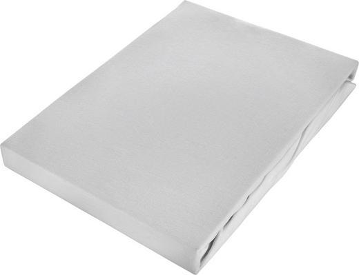 SPANNLEINTUCH 100/200 cm - Grau, Basics, Textil (100/200cm) - Boxxx