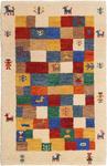 ORIENTTEPPICH Alkatif Nomad   - Multicolor, LIFESTYLE, Textil (90/160cm) - Esposa