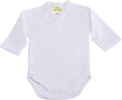 WICKELBODY - Weiß, Basics, Textil (62/68)