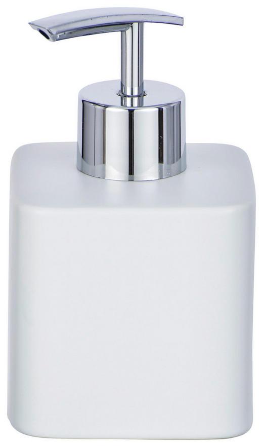 SEIFENSPENDER - Weiß, Basics, Keramik (7,5/13/8,5cm)