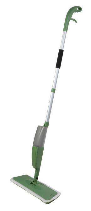 GOLVMOPP - grön/rostfritt stål-färgad, Basics, plast (39/118/13.5cm)