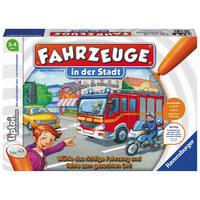 Fahrzeuge in der Stadt - Multicolor, Basics, Karton (33,5/23,1/5,5cm) - Ravensburger